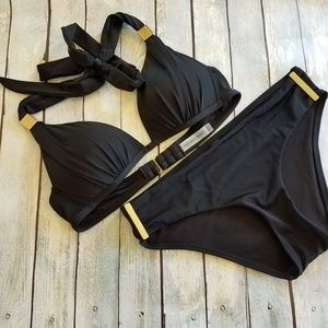 VS black bikini NWOT